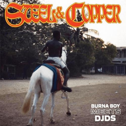 Burna Boy x DJDS - 34