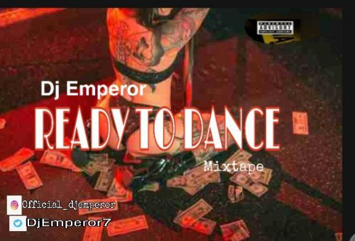 DJ EMPEROR - READY TO DANCE