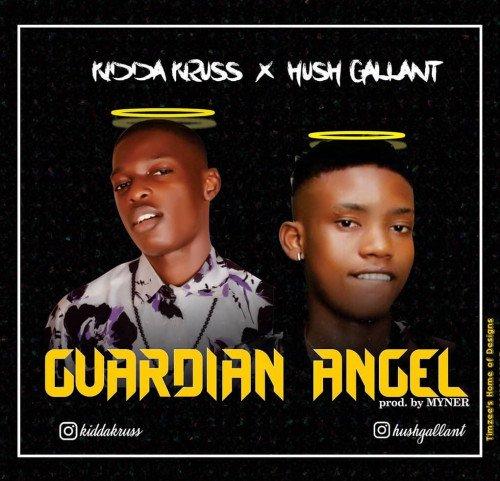 Kidda kruss - Guardian Angel (feat. Hush gallant)