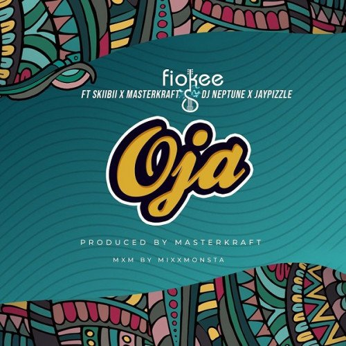 Fiokee - Oga (feat. MasterKraft, DJ Neptune, Skiibii, Jaypizzle)