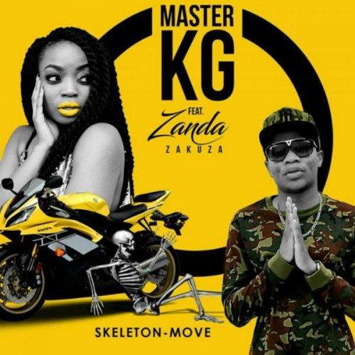DJ Nosmas - Instrumental:Master KG Ft. Zanda Zakuza-Skeleton Move(Reprod By DJ Nosmas)