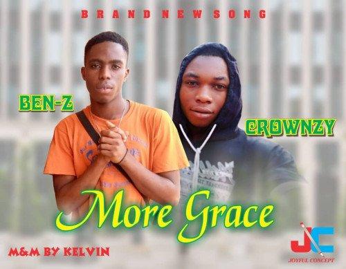 Ben-z - More Grace (feat. Crownzy)