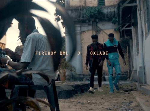Oxlade x Fireboy DML - Sing