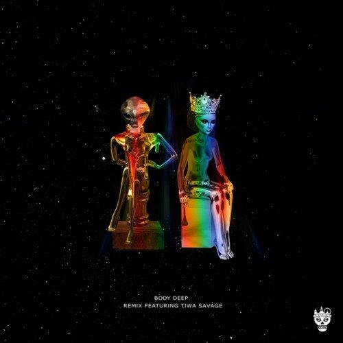Wavy The Creator - Body Deep (Remix) (feat. Tiwa Savage)