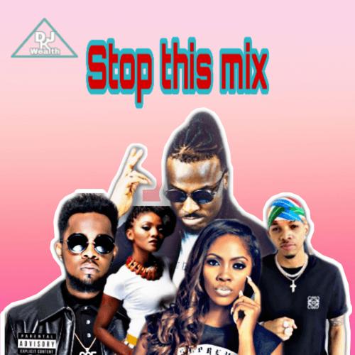 DJ k wealth - DJ K Wealth_stop This Mix