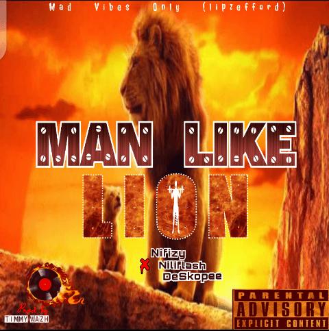Niliflash - Man Like Lion