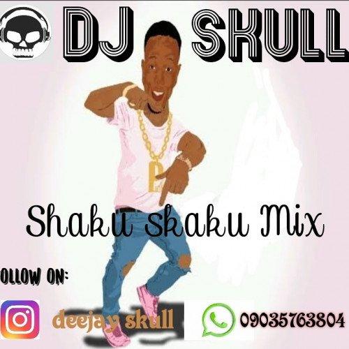 DJ Skull - Shaku Shaku Mixtape
