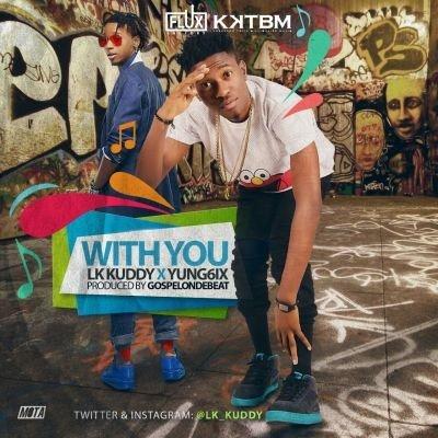 LK Kuddy - LK Kuddy (feat. Yung6ix)
