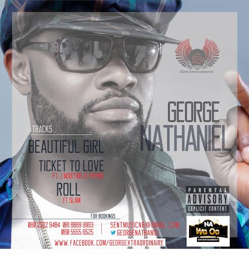 George Nathaniel - Ticket 2 Love (feat. Phyno, J. Martins)