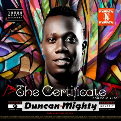 Duncan Mighty - DJs Anthem