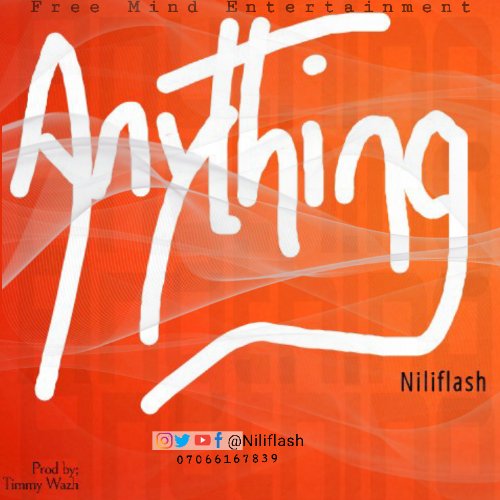 Niliflash - Anything