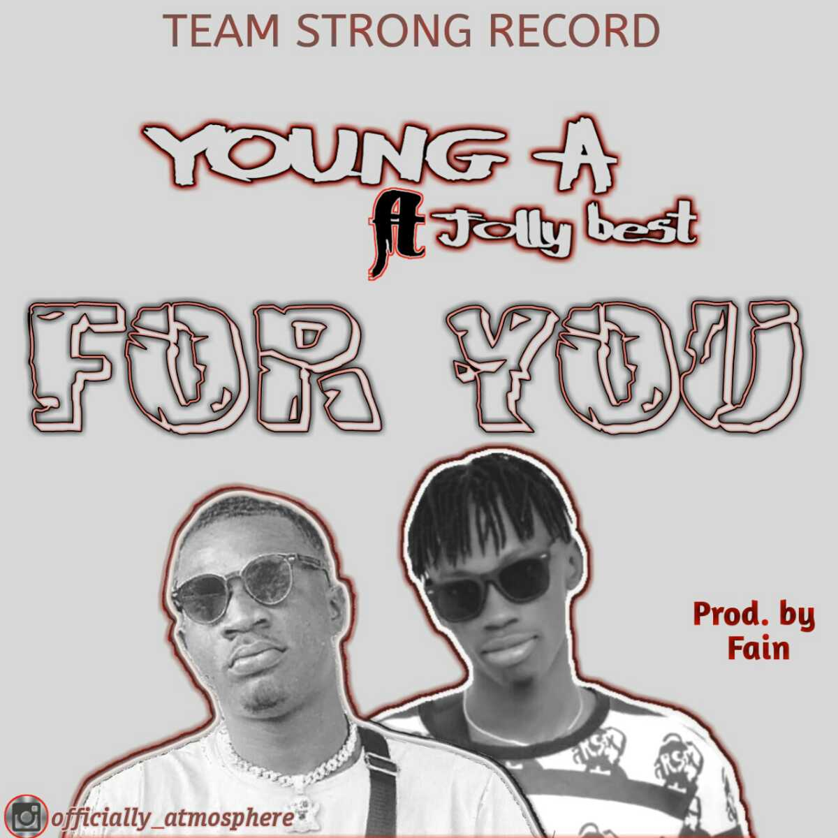 Young A - For You (feat. Jolly best)