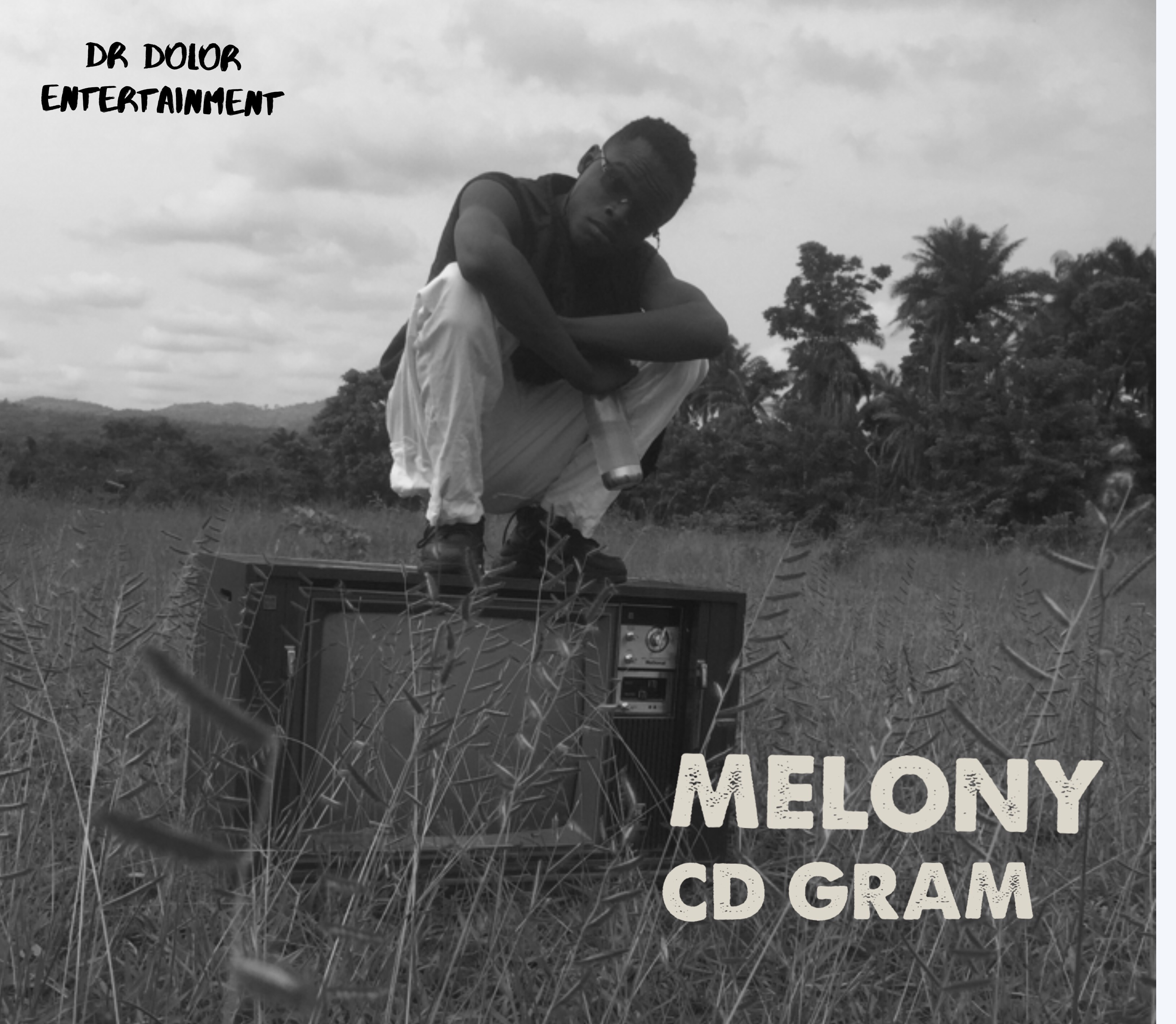 CDgram - MELONY