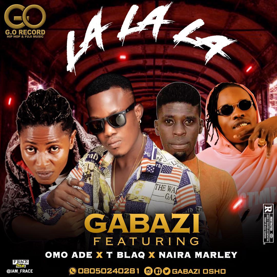 Gabazi - La La La