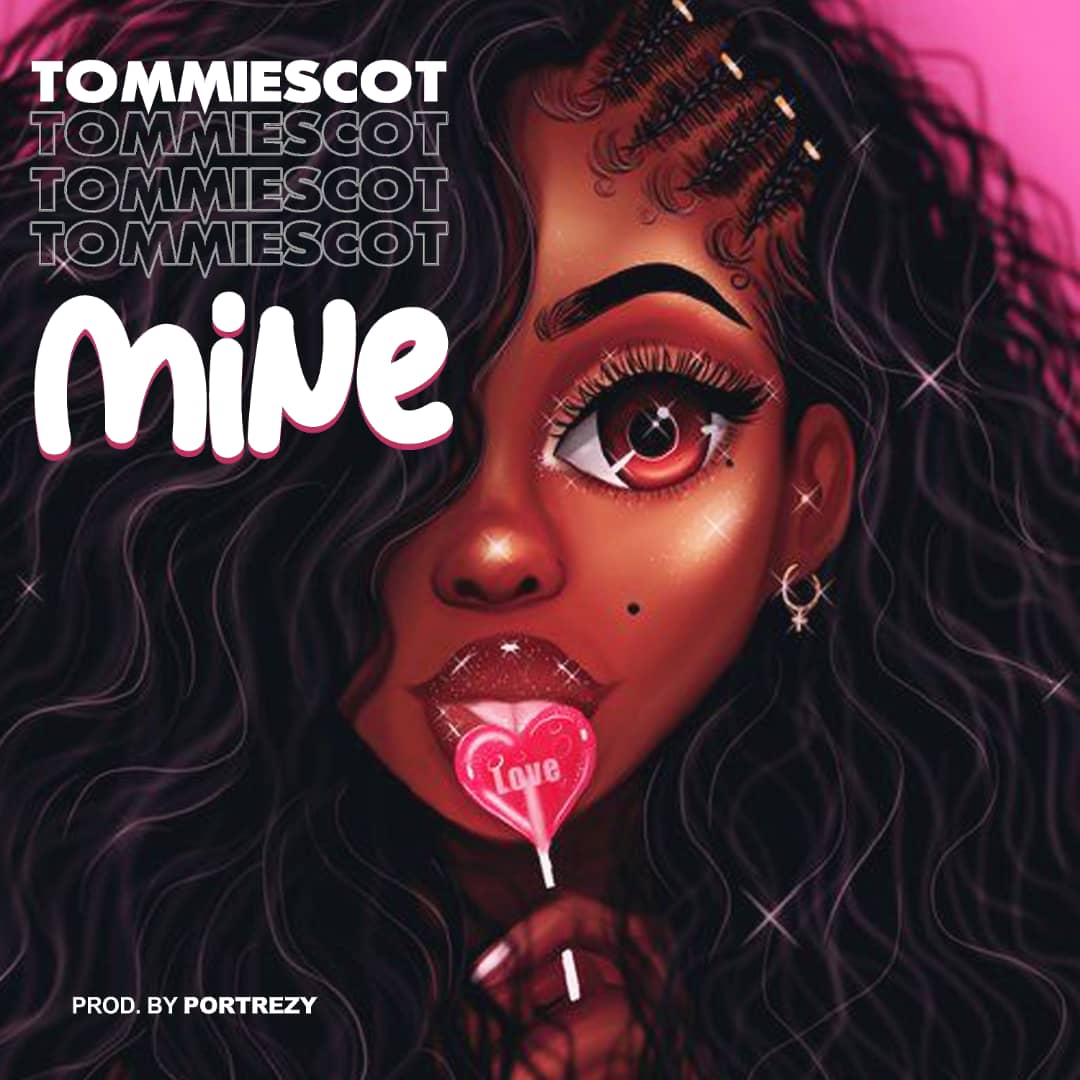 Tommie scot - Mine