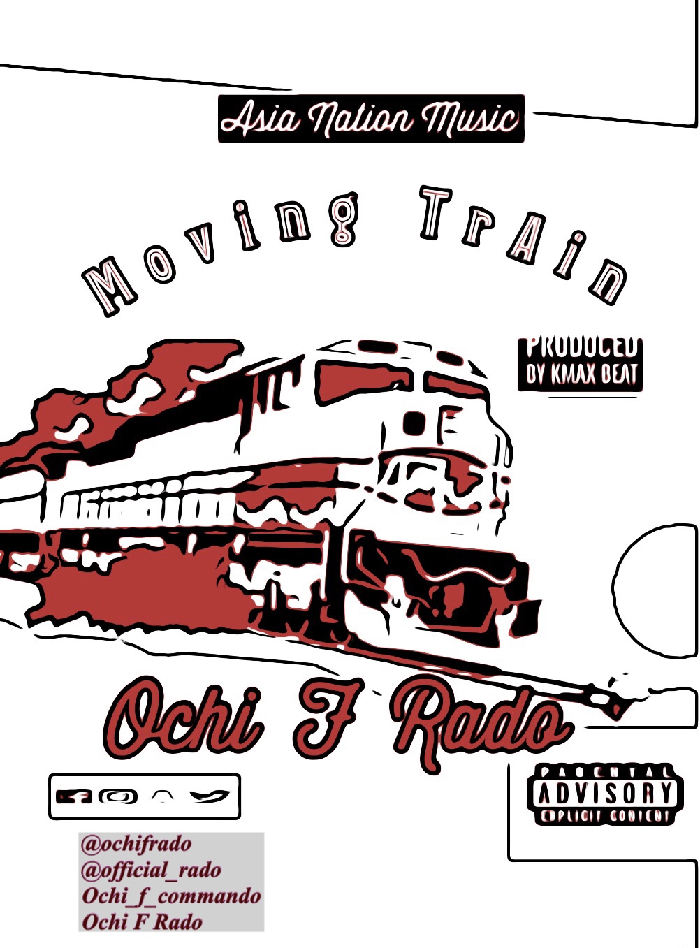 Ochi F - Moving Train