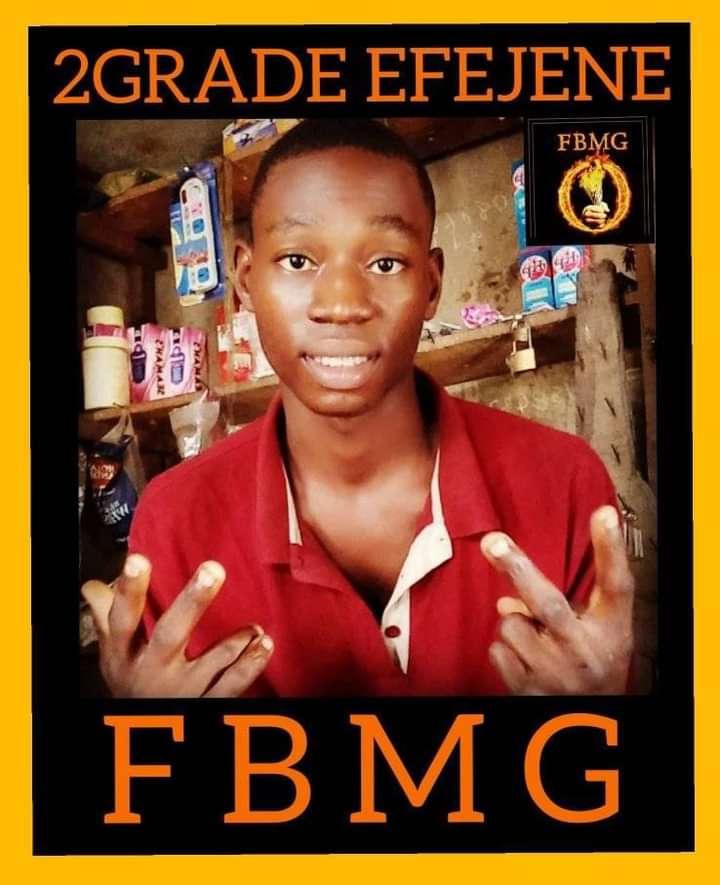 2Grade Efejene ×Otis Baba - Blessings