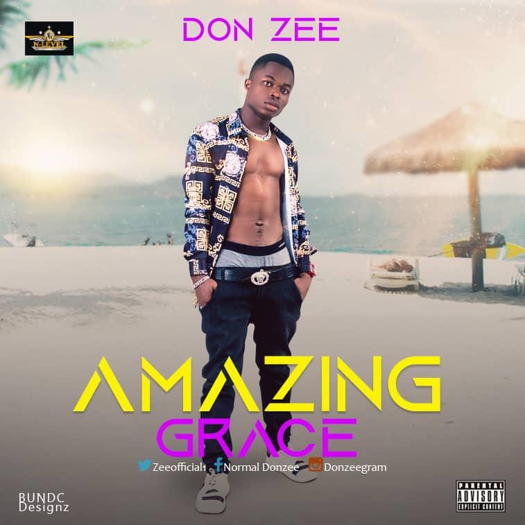 Don Zee - Amazing Grace