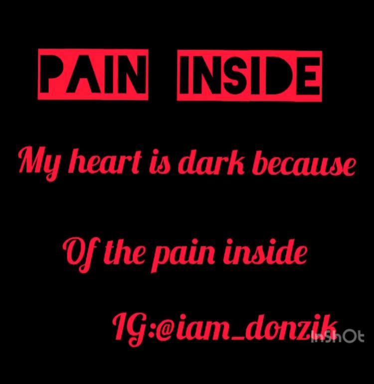 DONZIK - PAIN INSIDE: Freestyle Demo
