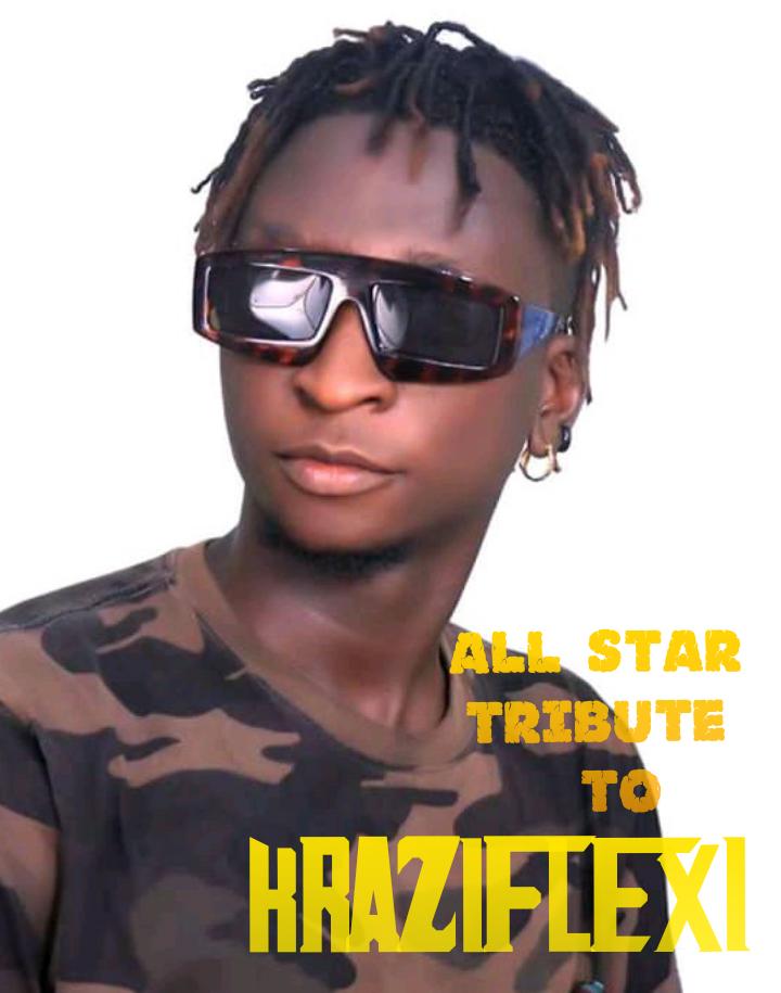 Dj Kenzo x Kraziflexi x Larritel - All Stars Tribute To Kraziflexi Life Like Dream