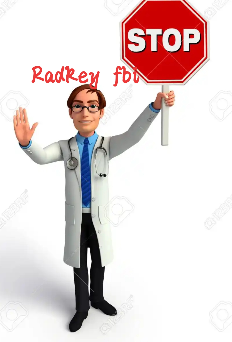 Radkey fbi - Stop