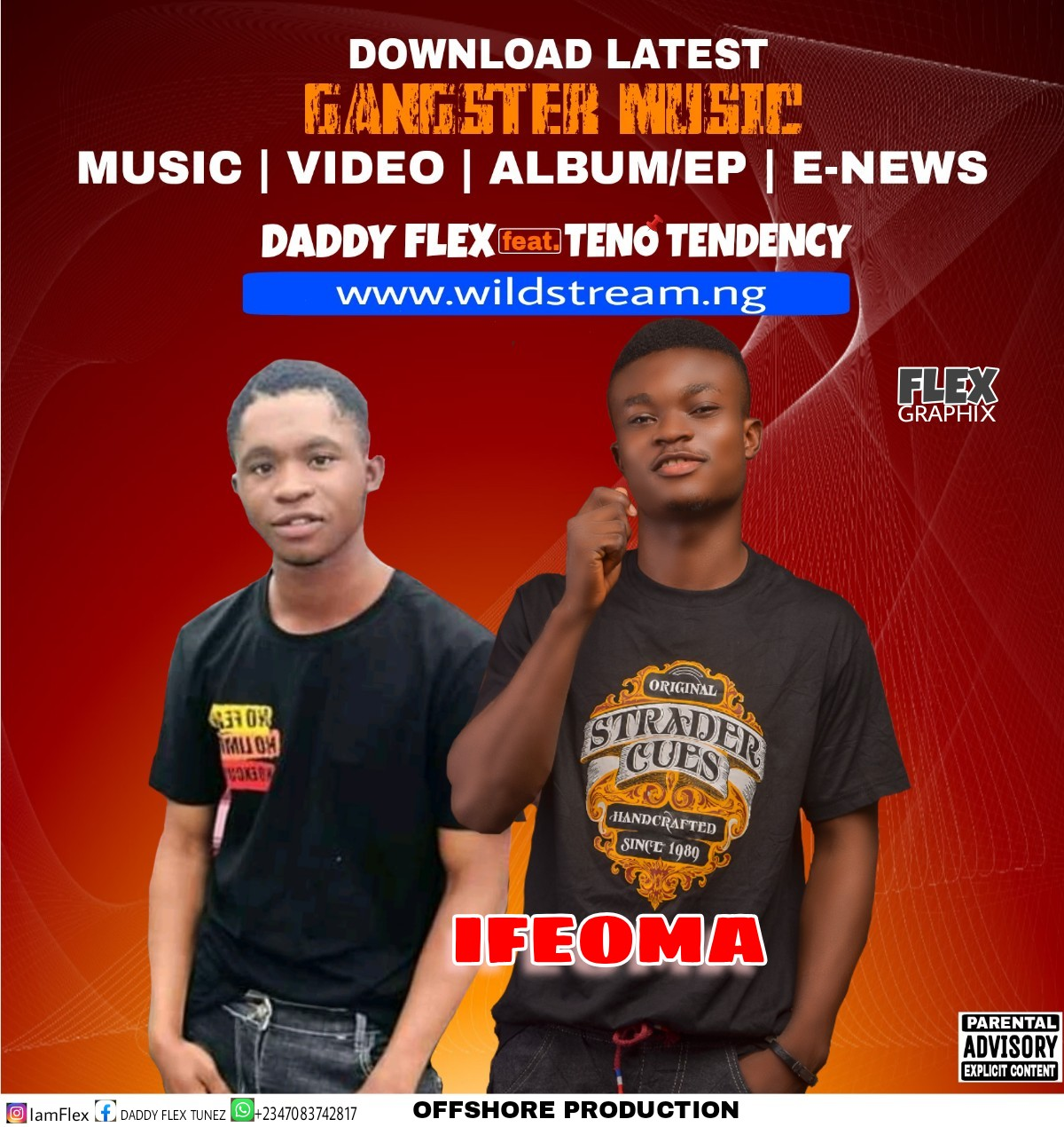 Daddy Flex - Ifeoma (feat. Vcee Teno)