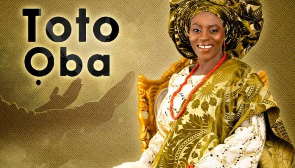 EBUNOLUWA - TOTO OBA BY EBUNOLUWA