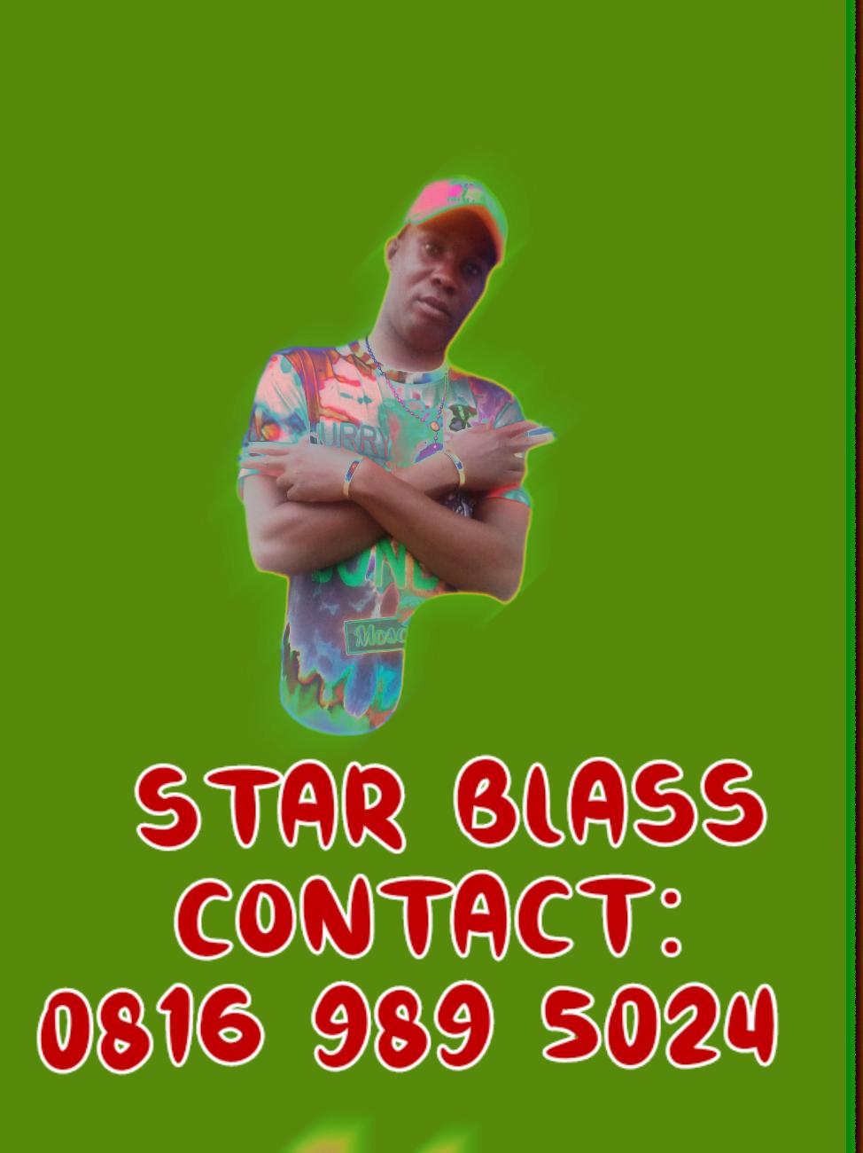 Star blass - Baby Girl